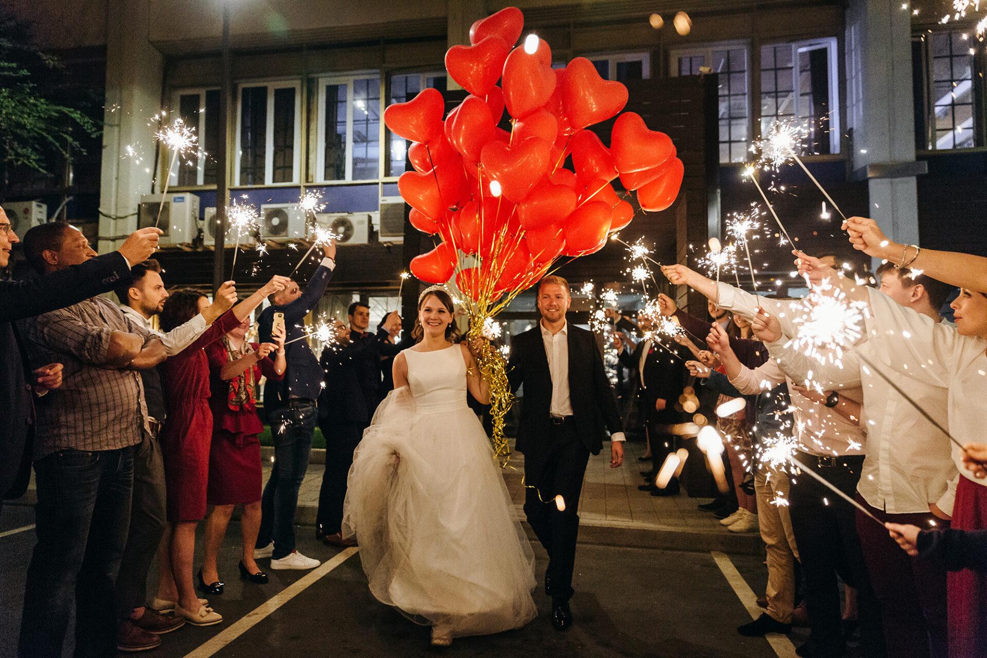 Свадьба, Elki Project | Организация мероприятий